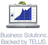 BS Backed by Telus